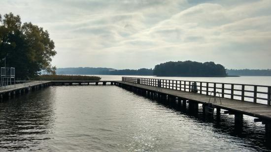 Mercure Mragowo Resort & Spa: lake