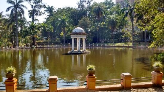 Resultado de imagem para parque municipal bh