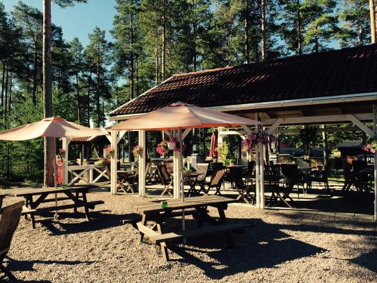 Hudiksvall, Sverige: Malnbadens Camping