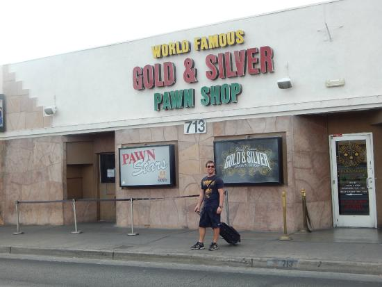 Gold and Silver Pawn Shop - Picture of Gold and Silver ...