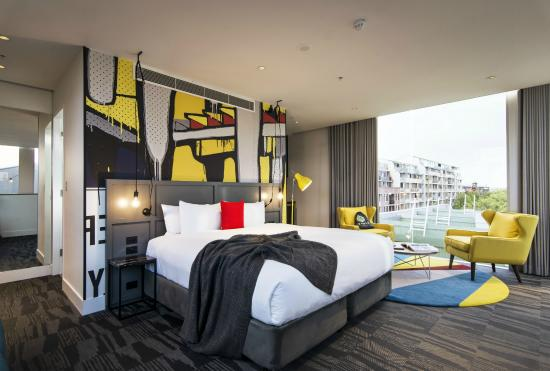 Ovolo 1888 Darling Harbour : Stirred Suite