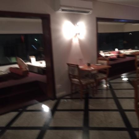 Coolum Beach, Australia: dining room