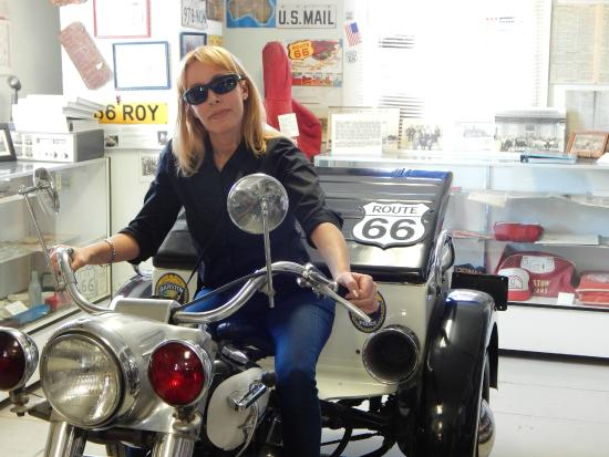 Route 66 Mother Road Museum: Museo Ruta 66