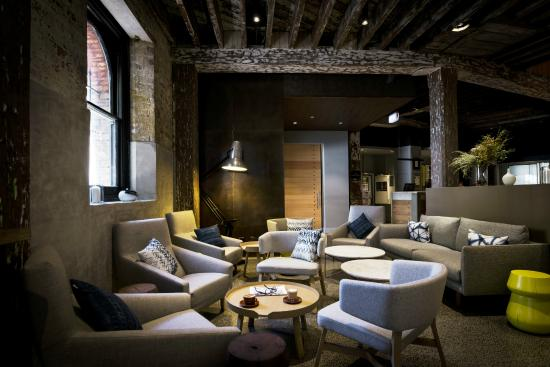 Ovolo 1888 Darling Harbour: Lo Lounge