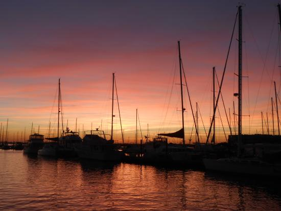 Morningstar Marina at Golden Isles - Boat Rentals : CSunset Morningstar marina