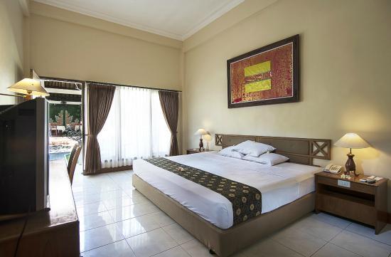 Mentari Sanur Hotel: Garden view room