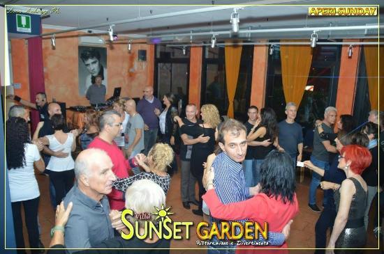 Sunset Garden: Serata Ristorante