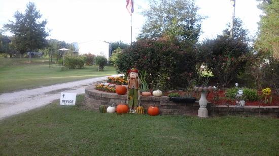 Auburn, AL : Entrance