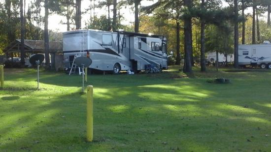 Auburn, AL: RV site