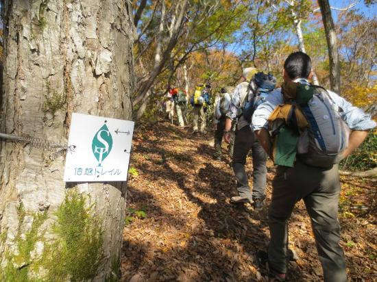Shin-etsu Trail