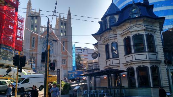 Hotel St George: Willis Street