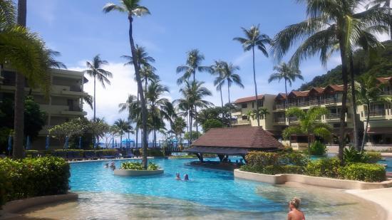 merlin beach resort picture of phuket marriott resort. Black Bedroom Furniture Sets. Home Design Ideas