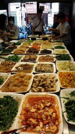 Song Qing Vegetarian Diner