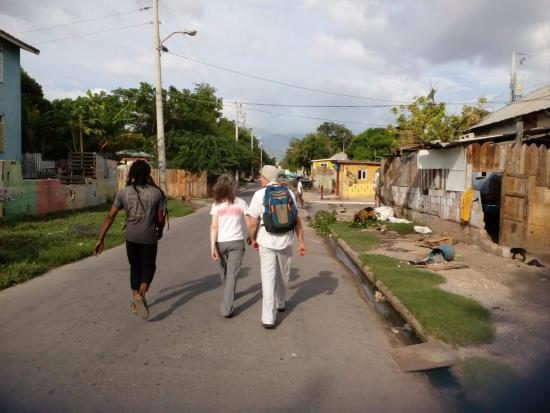 Kingston Parish, Jamaica: Trench Town