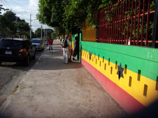 Kingston Parish, Jamaika: Culture Yard, Trench Town