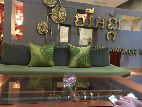 Borei Angkor Resort & Spa Photo