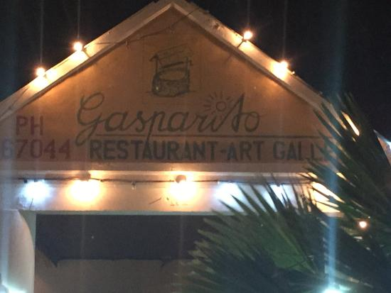 Gasparito Restaurant : photo0.jpg
