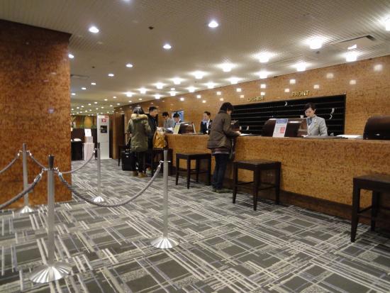 شينجوكو برينس هوتل: Lobby โรงแรม