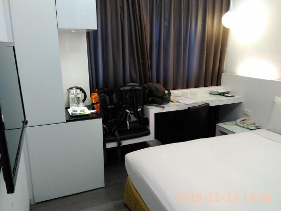 Yes Hotel: room