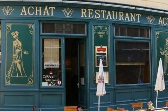 Restaurant Achat : Ресоран