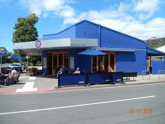 McCrae, Australia: Blue Bay Cafe
