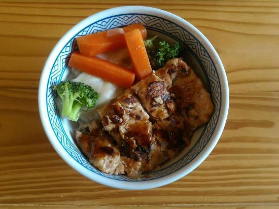Yoshinoya: japanese food