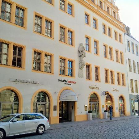 Swissotel Am Schloss Dresden Bild Von Hyperion Hotel Dresden Am