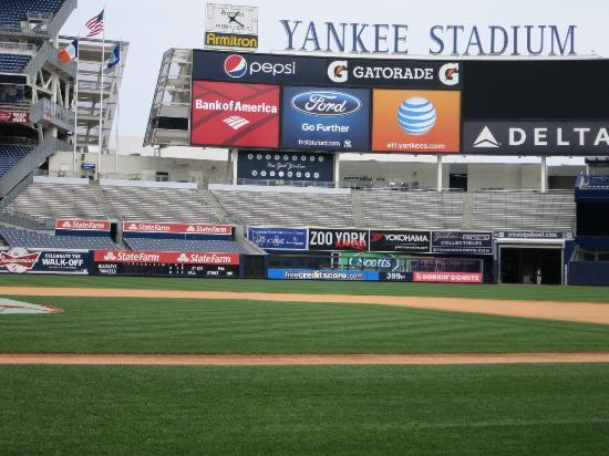Yankee Stadium Vip Tour