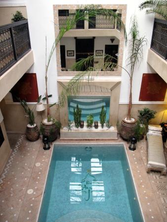 Riad Anjar: Hotel