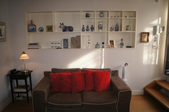 Keizersgracht Residence: Studio - Delft Blue