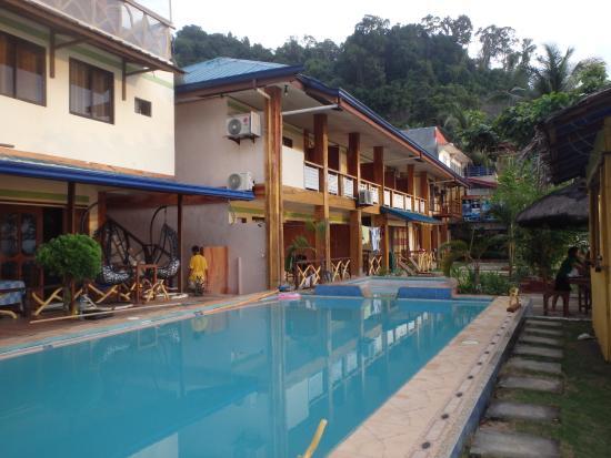 El Nido Four Seasons Resort Kamers En Zwembad
