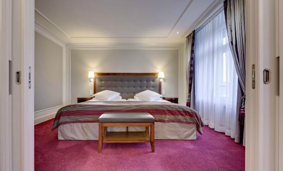 Hotel Schweizerhof Zürich: Twin Relax Suite at Hotel Schweizerhof Zurich