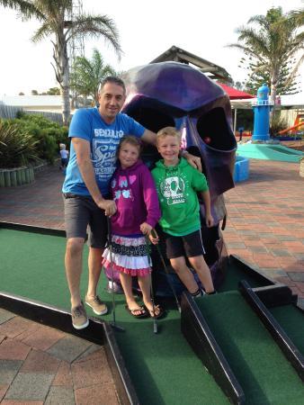 Esplanade Mini Golf