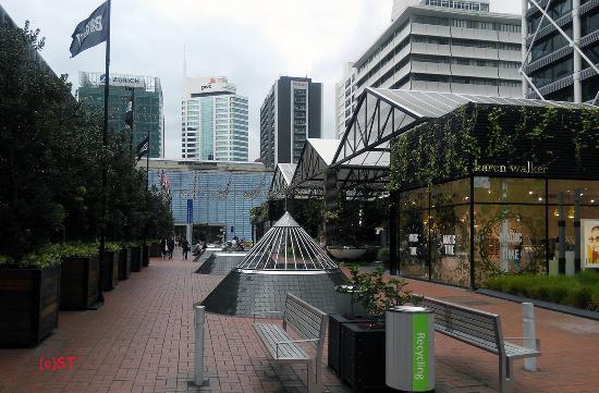 Takutai Square