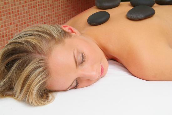 Park Hotel na Baracke: masáž