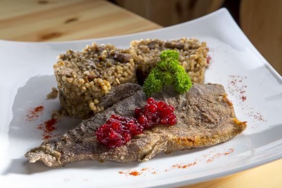 Begunje na Gorenjskem, Eslovênia: food