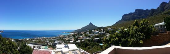 Camps Bay, جنوب أفريقيا: view