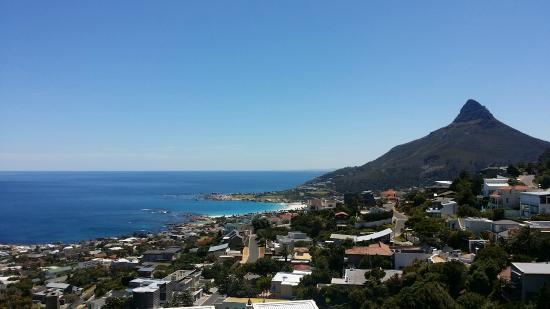 Camps Bay, جنوب أفريقيا: views