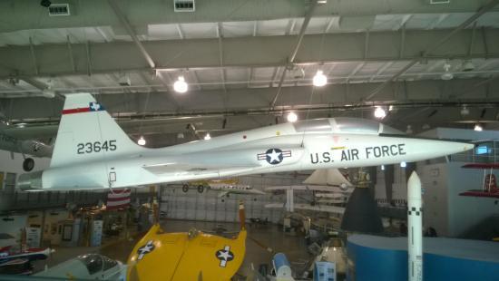 SR-71 Simulator - Picture of Frontiers of Flight Museum