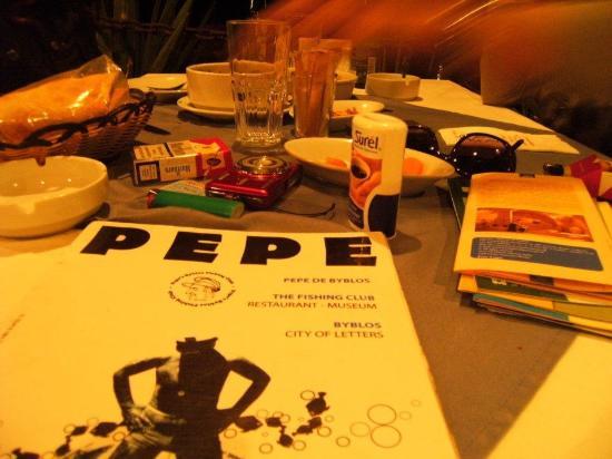 Pepe's Fishing Club: Pepe fishing club