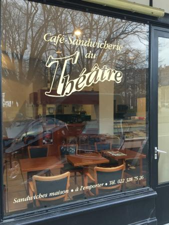 Cafe sandwicherie du Theatre