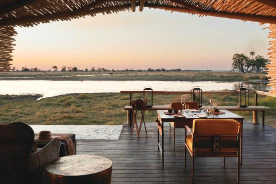 Photo of Belmond Eagle Island Lodge Okavango Delta