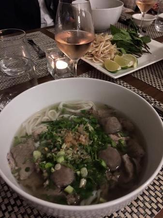 Soupe Laotienne Picture Of Chez Alfred Lao Cuisine Paris - Cuisine laotienne