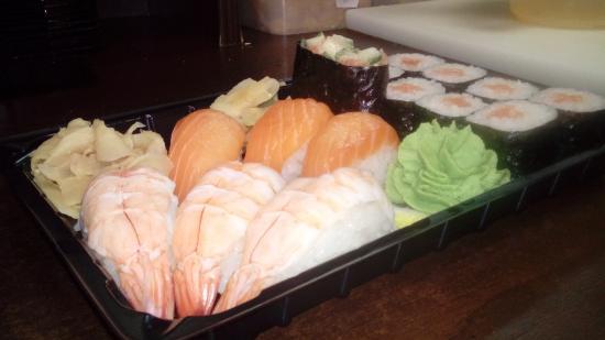 Shark Tail Sushi