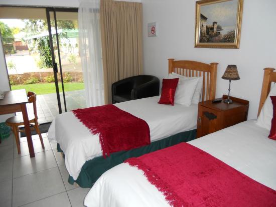 เบโนนี, แอฟริกาใต้: twin room