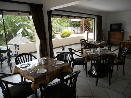 Benoni, Sudáfrica: dining room guest house