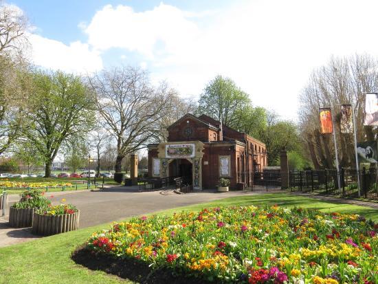 Birmingham Wildlife Conservation Park