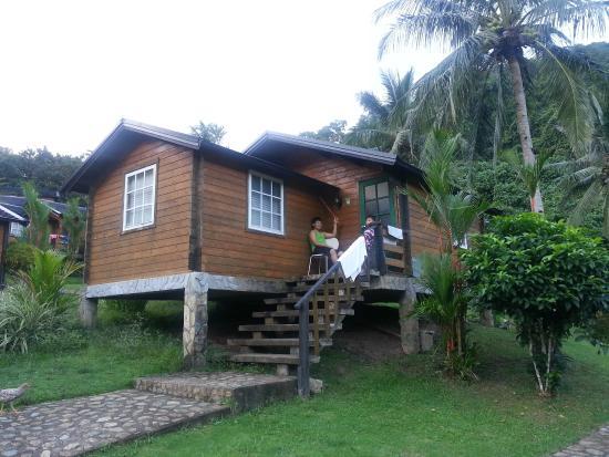 Gota Village Resort: Cabana