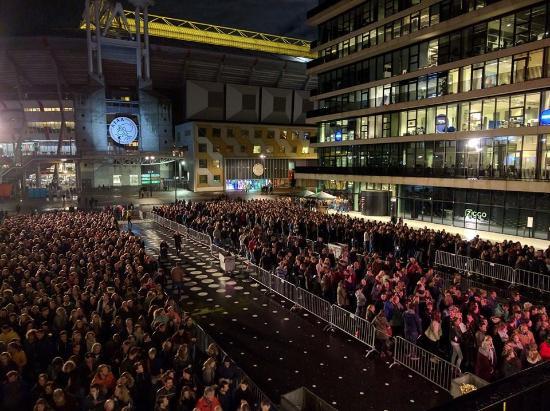 В зале - Picture of Ziggo Dome, Amsterdam - TripAdvisor