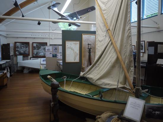 Interieur museum - Picture of Lord Howe Island Museum, Lord Howe ...